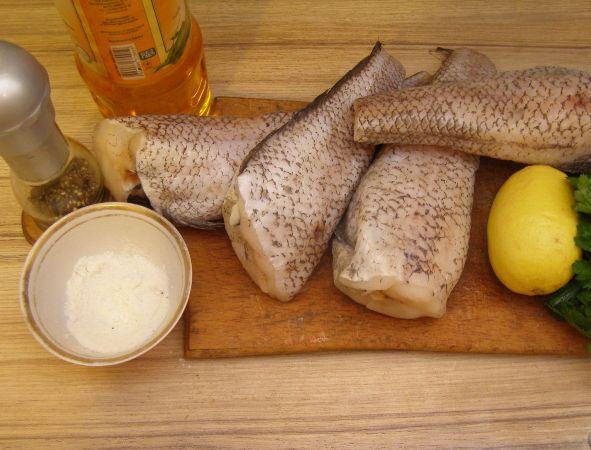 Рыба, запеченная в фольге - фото шаг 1