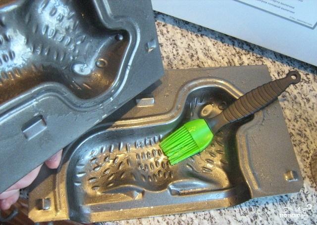 Пасхальный ягненок - фото шаг 5