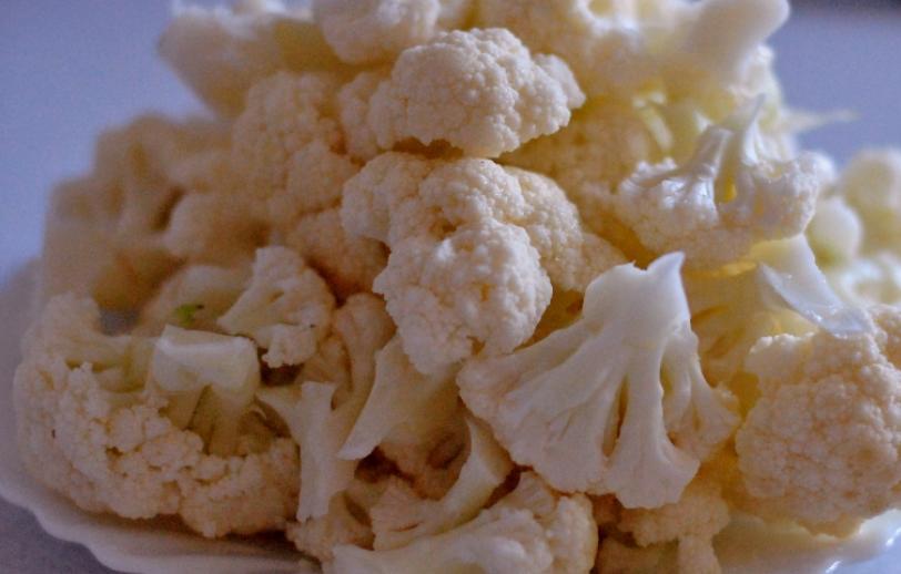 Рецепт Цветная капуста в духовке диетическая