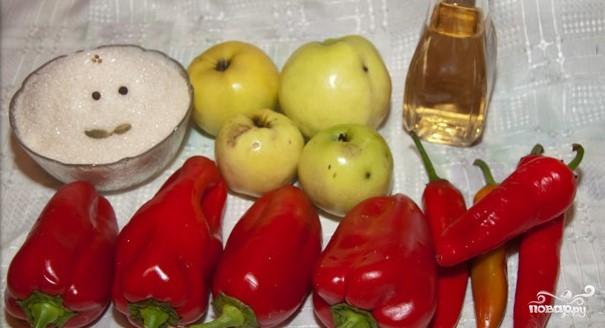 Рецепт Варенье из перца