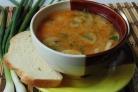 Гороховый суп с томатной пастой