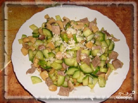 """Китайский салат """"Шаньдун"""""""