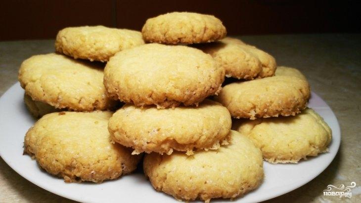 Как испечь песочное печенье в домашних условиях рецепт с пошагово