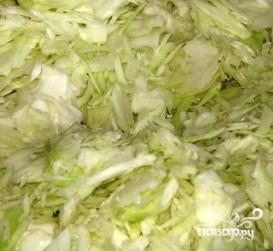 Рецепт Капуста с луком