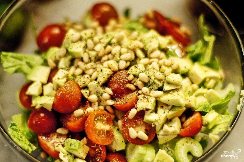 Очень вкусный салат пошаговый рецепт с
