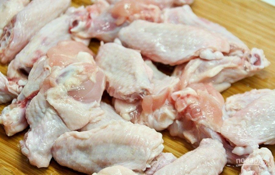 Курица в соусе терияки в духовке - фото шаг 3