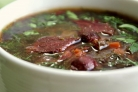 Суп из молодой свеклы