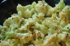 Цветная капуста в сливочно-сырном соусе