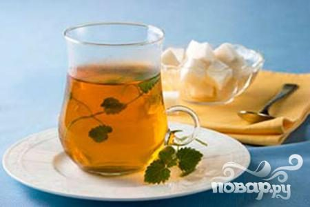 Рецепт Марокканский чай