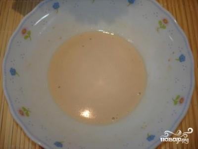 Тесто на кислом молоке - фото шаг 1