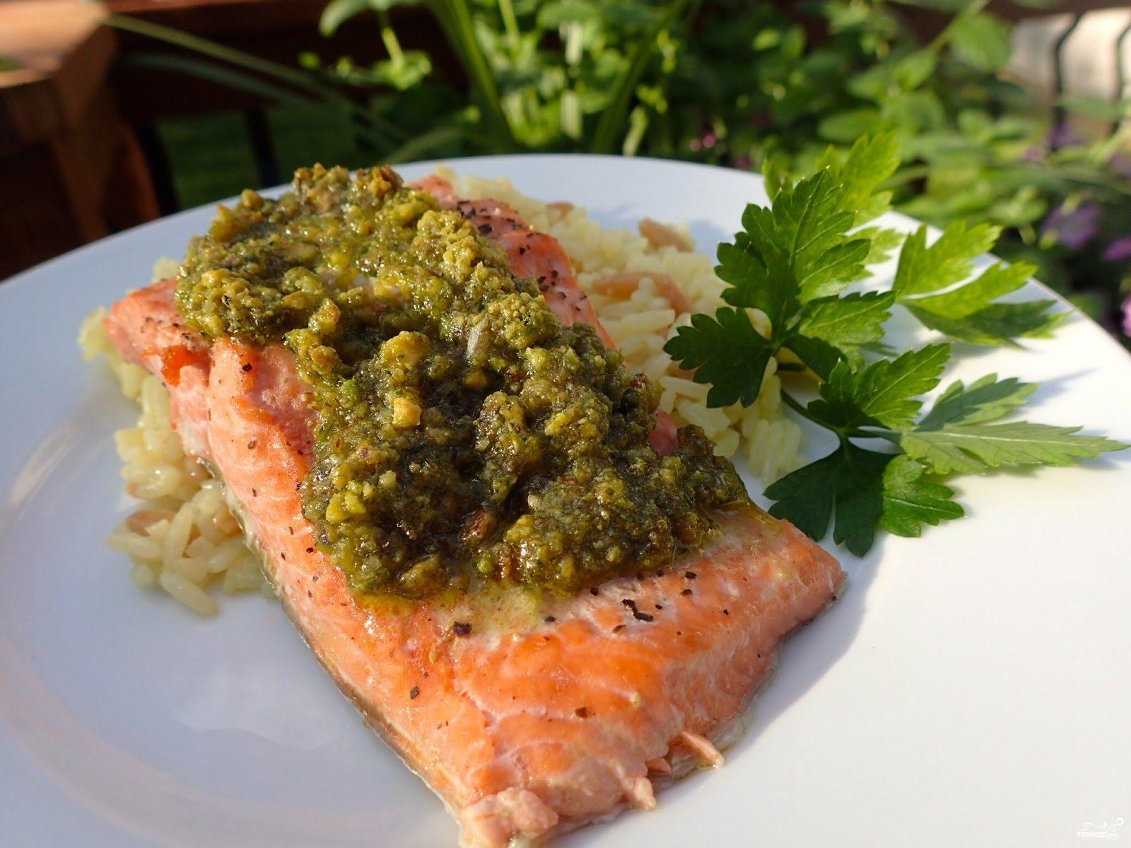 рецепты приготовления рыбы с соусом
