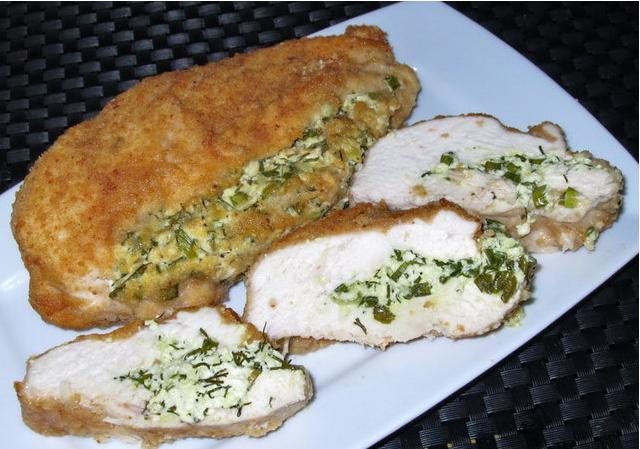 рецепты с творогом и зеленью в духовке