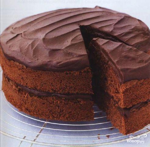 "Торт ""Бельгийский шоколад"" - фото шаг 4"