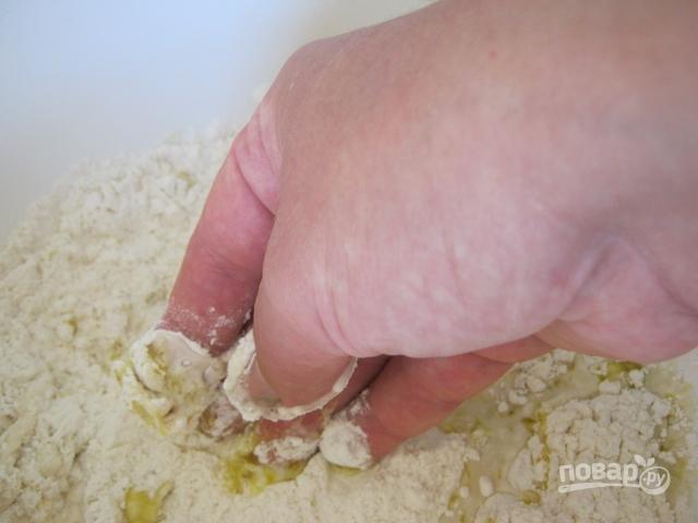 Турецкая лепешка гезлеме - фото шаг 2