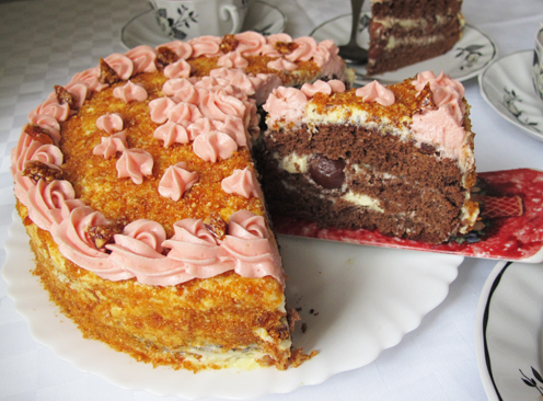 Картинки торт вацловский