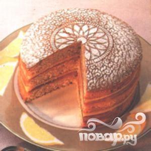 Пирог со специями