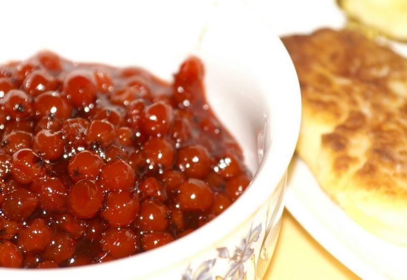 Рецепт Варенье из рябины (киевское)