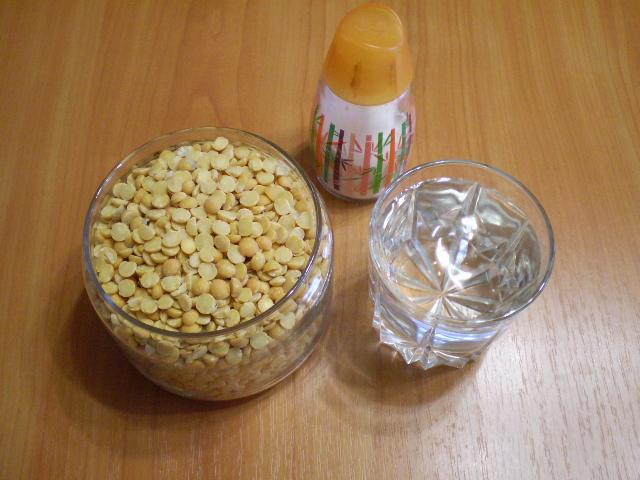 Рецепт Гороховая каша для похудения
