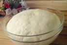 Тесто для пончиков дрожжевое