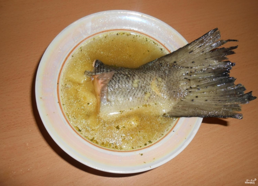 суп из щуки видео