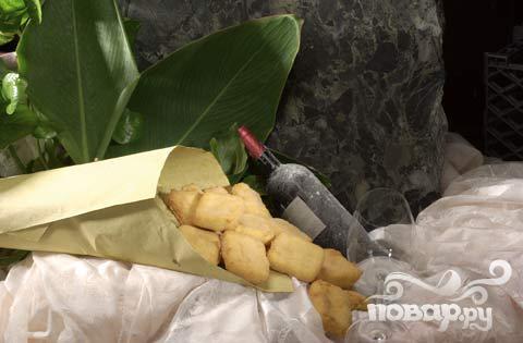 Венецианские кремовые булочки
