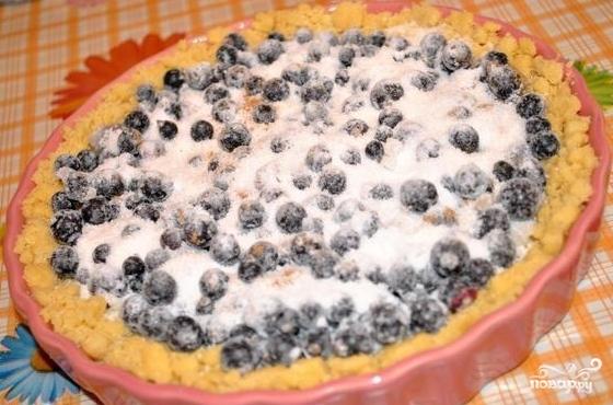 Ягодная начинка для пирога