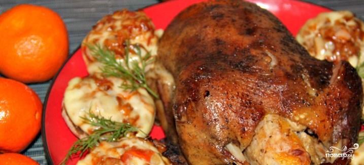 Блюда из утки рецепты с фото пошагово