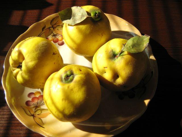 Рецепт Варенье из айвы на зиму