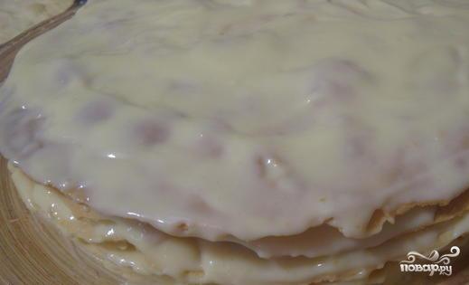 Торт на пиве - фото шаг 8