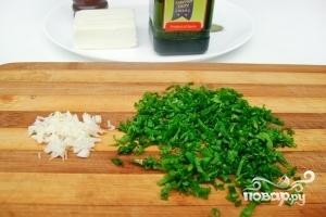 Суп грибной с плавленым сыром - фото шаг 9