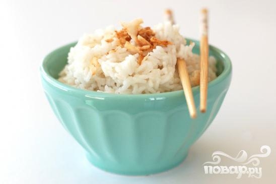 Тайский кокосовый рис