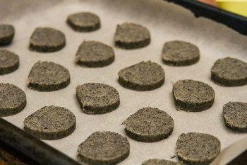 Кунжутное печенье - фото шаг 6