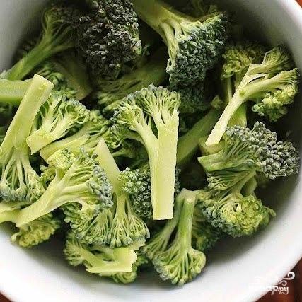 Рецепт Омлет с брокколи