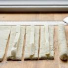 Рецепт Хлебные палочки с сыром