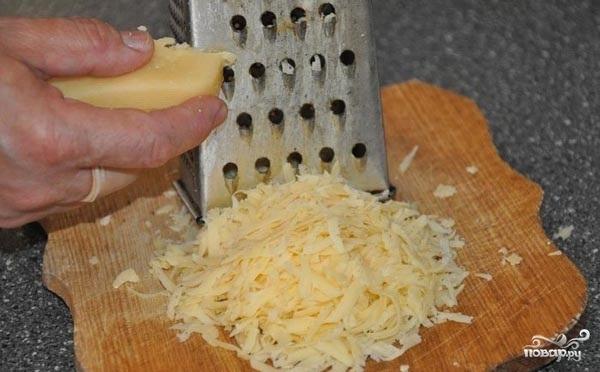 Куриное филе с грибами в духовке - фото шаг 1