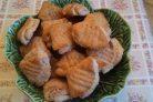 """Творожное печенье """"Гусиные лапки"""""""