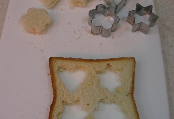 Закуска на шпажках с ветчиной - фото шаг 2