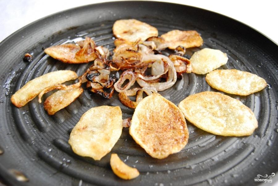 Картофель барбекю - фото шаг 3
