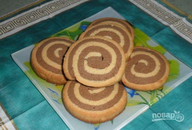 Печенье из маргарина - фото шаг 9
