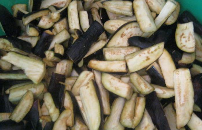 Рецепт Закатка из баклажанов на зиму