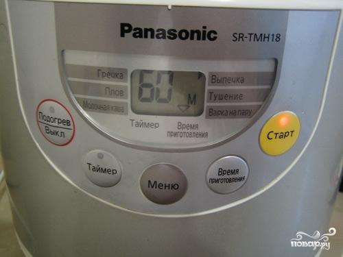 Рецепты для мультиварки панасоник 18 пошагово с