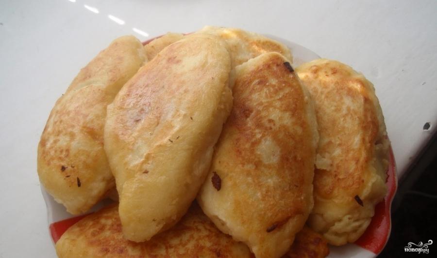 Картофельные котлеты с капустой постные - фото шаг 4