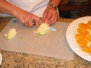 Салат из апельсинов и фенхеля - фото шаг 5