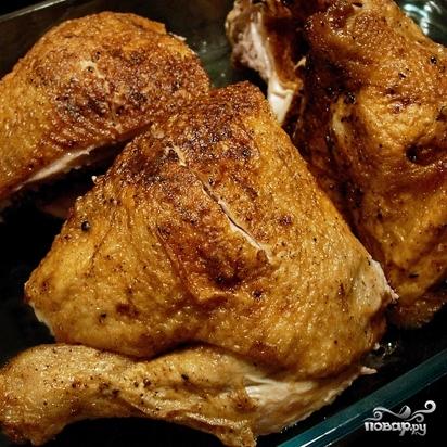 Ароматный цыпленок - фото шаг 10