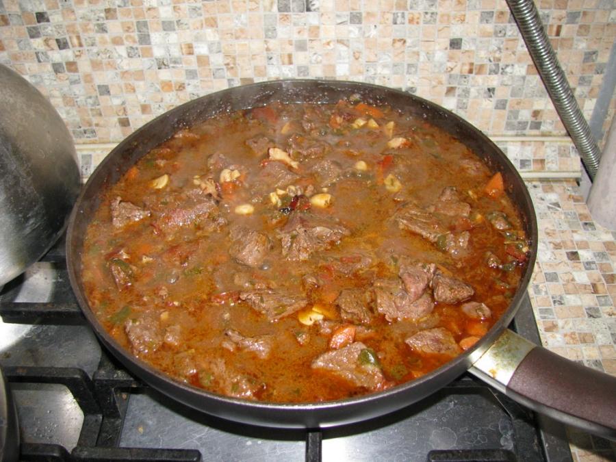 Рецепты приготовления говядины сковороде фото