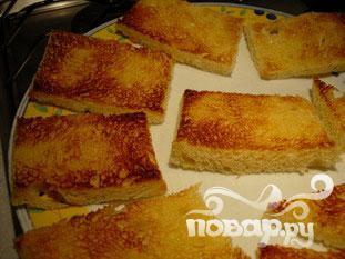 Яблочная шарлотка с хлебом - фото шаг 4