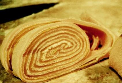 Кеспе с мясом - фото шаг 4