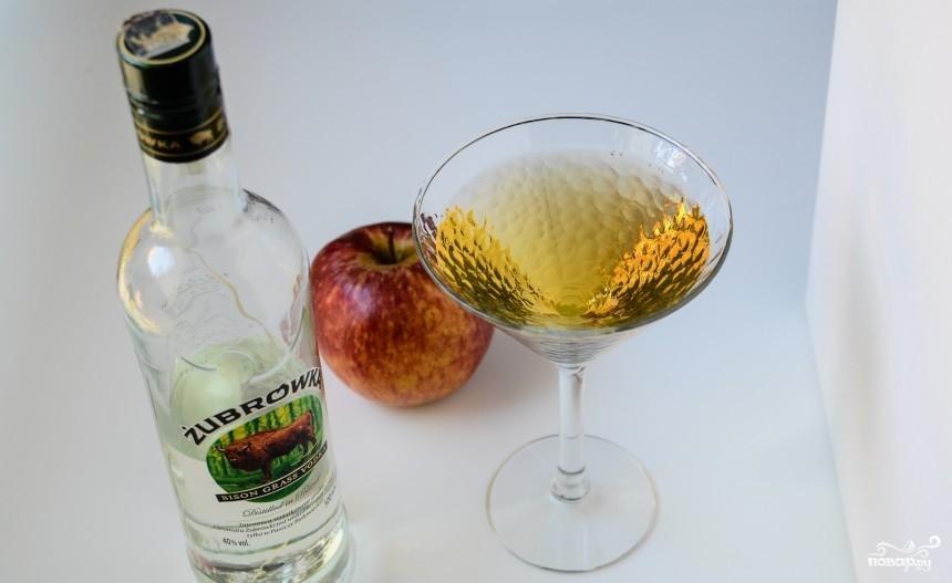 Рецепт Желе с водкой