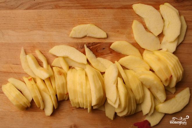 Эльзасский яблочный пирог - фото шаг 2