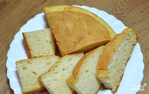Воздушный хлеб в мультиварке